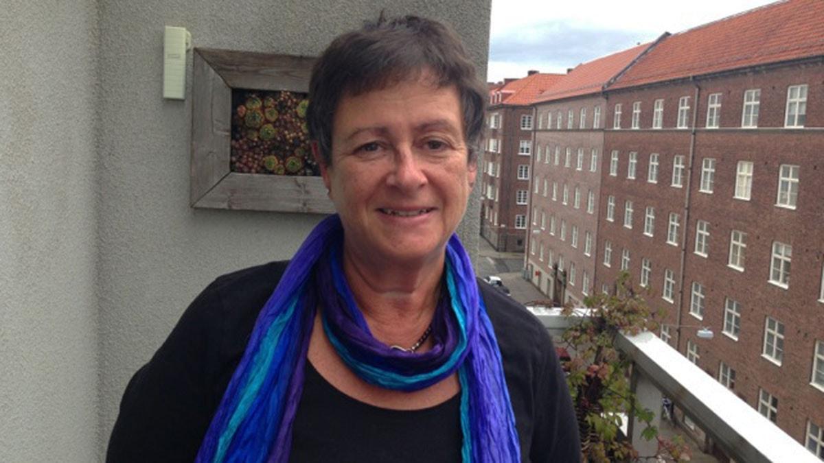 Sonja Gelvan. Foto: Agneta Nordin