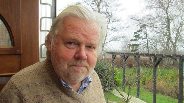 Kjell Albin Abrahamson. Foto: Sveriges Radio