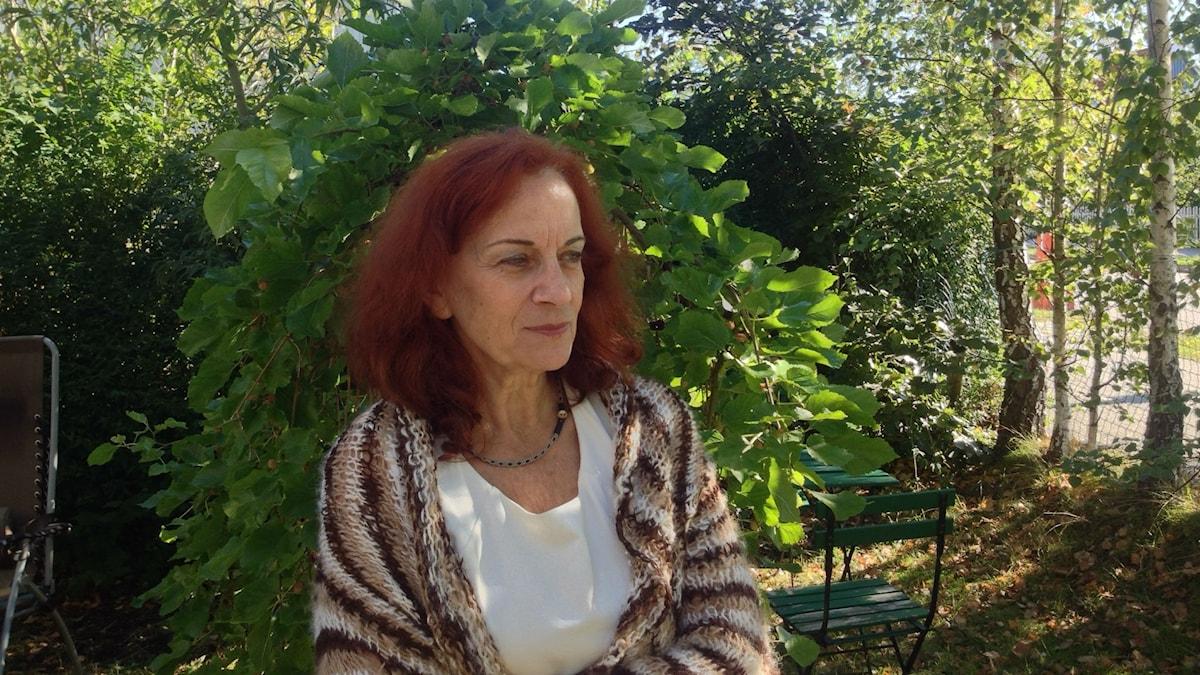 Janine Sages. Foto: Natacha López.