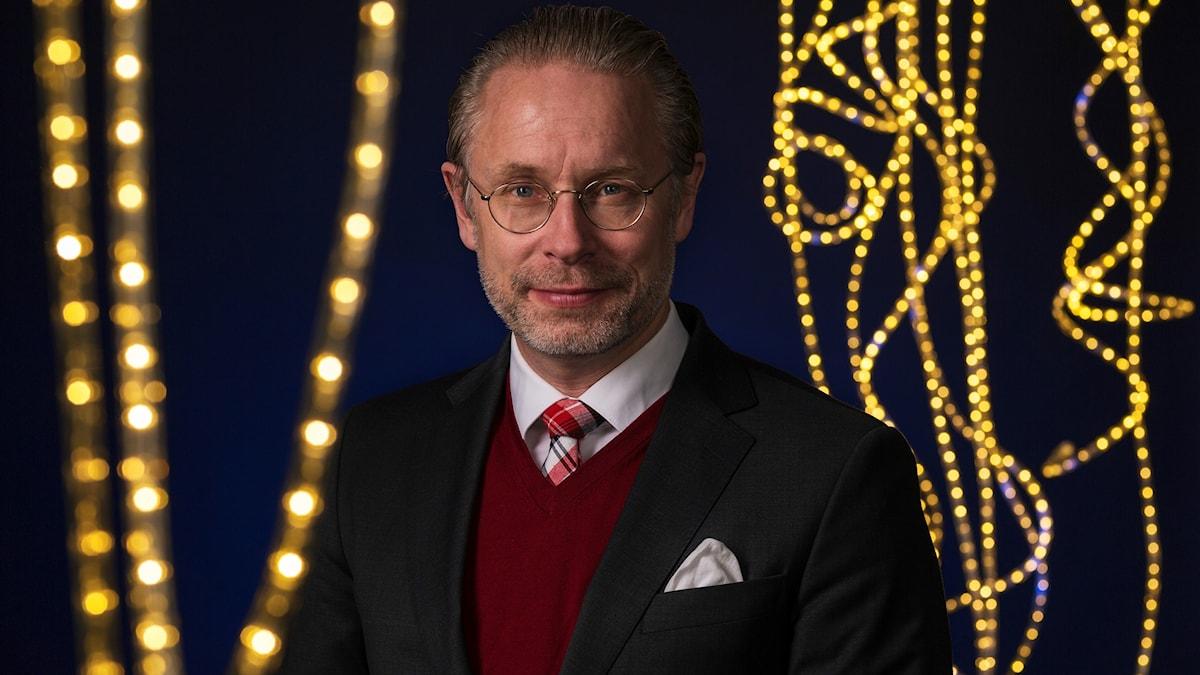 Daniel Alling, julvärd i P1 2017