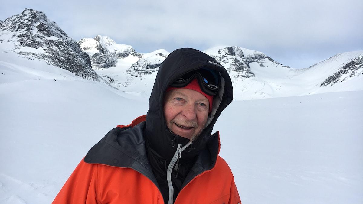 Lars Häger, stugvärd