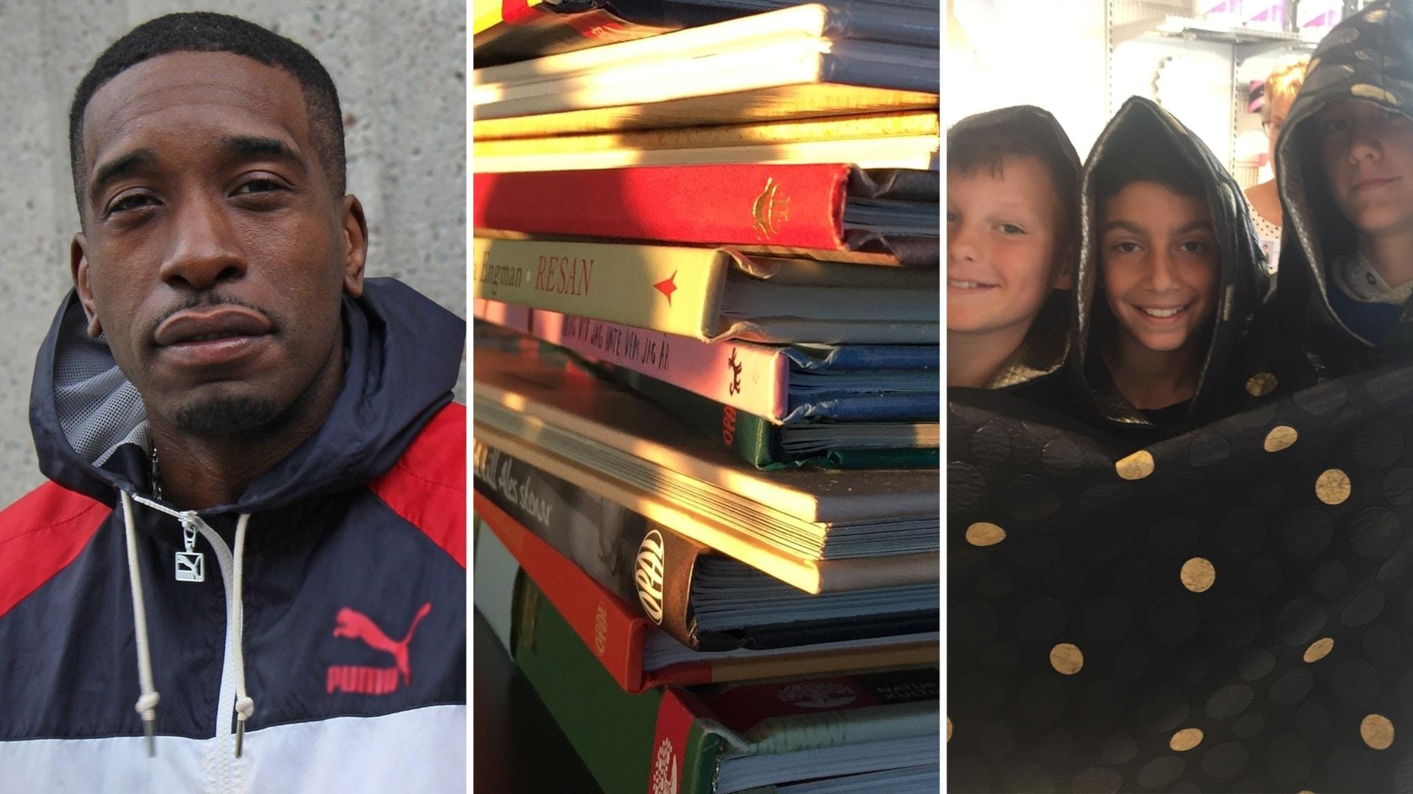 Nationaldagsmorgon om varför alla barn och unga borde läsa minst en bok under sommarlovet