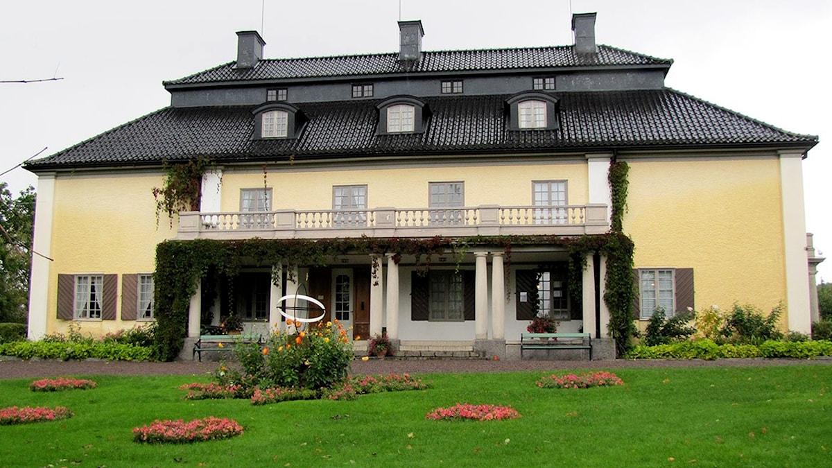 Selma Lagerlöfs minnesgård Mårbacka