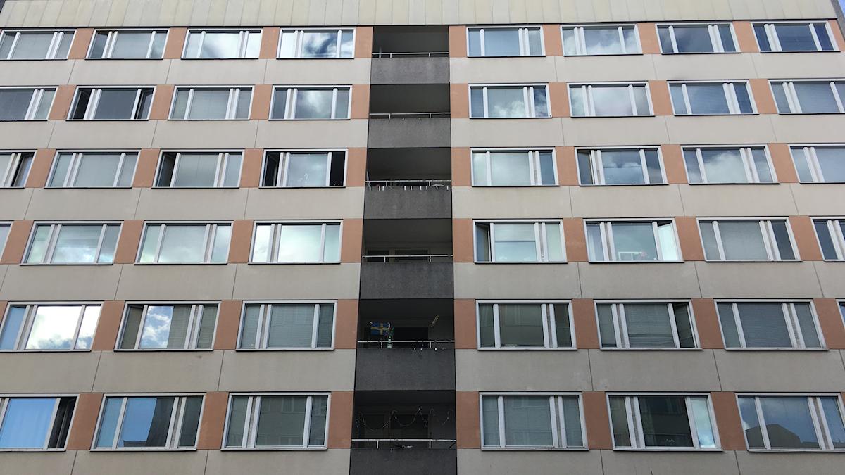 Ett hem till låns – programbild