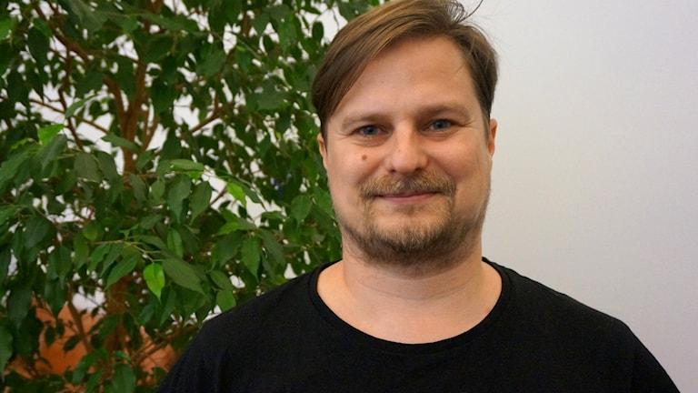 Jarmo Mänty. Foto: Katarina Larsson/Sveriges Radio.