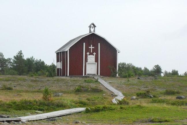 kapellet sandskär