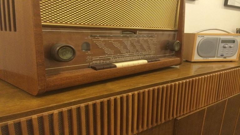 Radiorepriser. Foto: Jimmy Rydén/SR