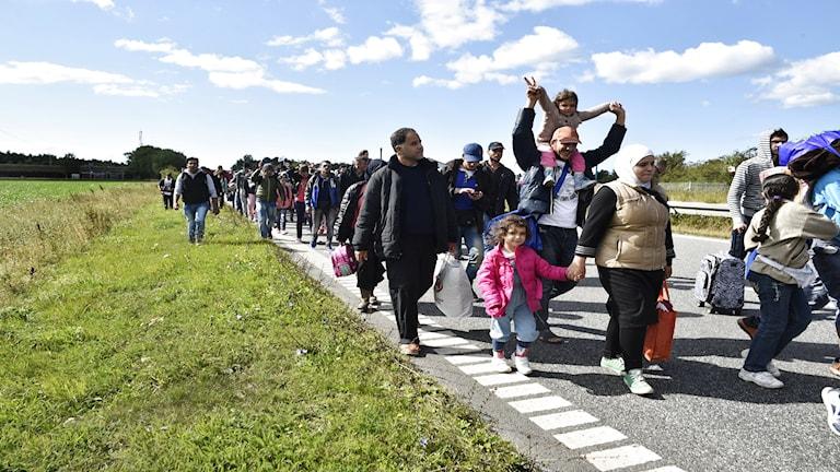 Vad händer med de pengar som vi ger till flyktingar?