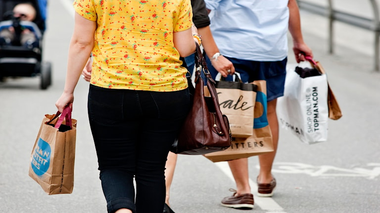 Den globala konsumenten