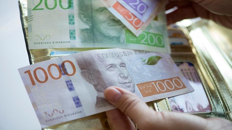 Låna och handla på kredit