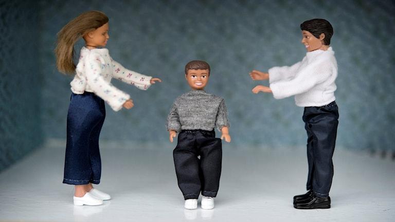 Vid en skilsmässa ska många beslut fattas.