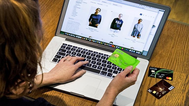kortköp på nätet inte riskfritt