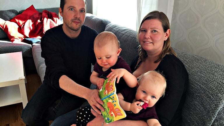 Familjen Kjellgren Jansson