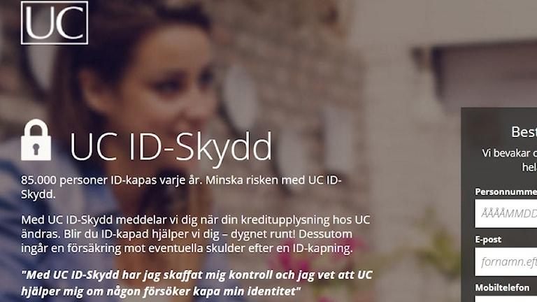 ID-skydd