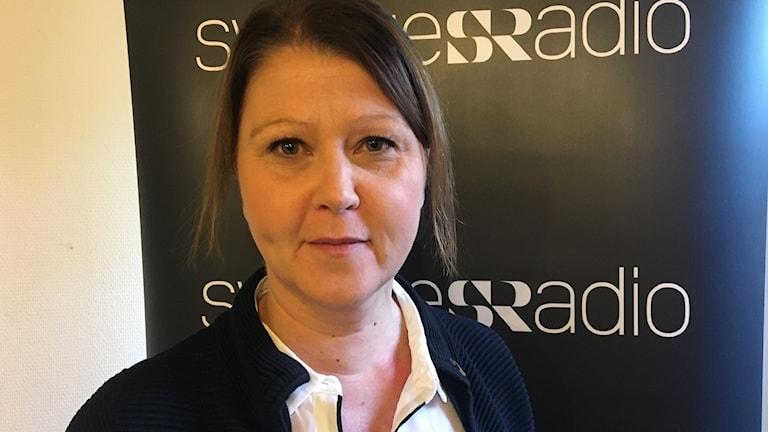 Malin Andersson, Riksidrottsförbundet.
