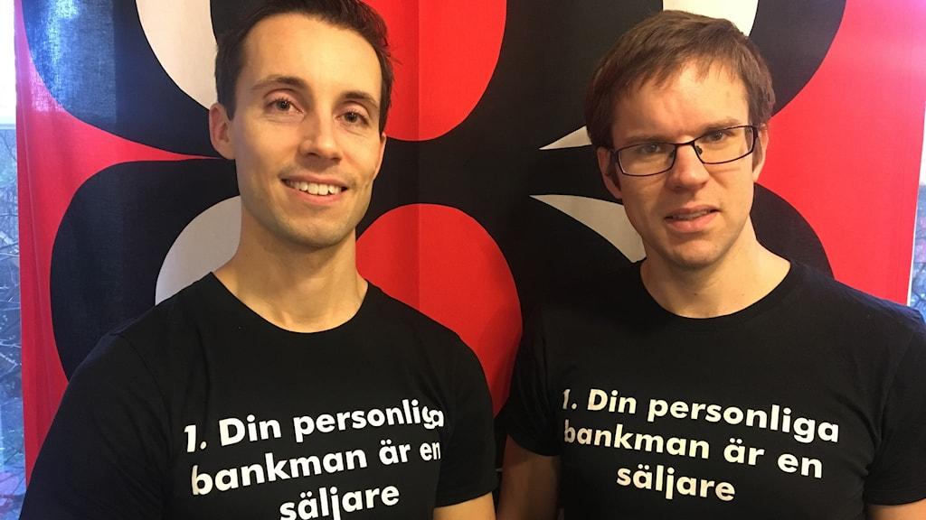 Patrick Siegbahn och Andreas Runnemo, Småspararguiden.