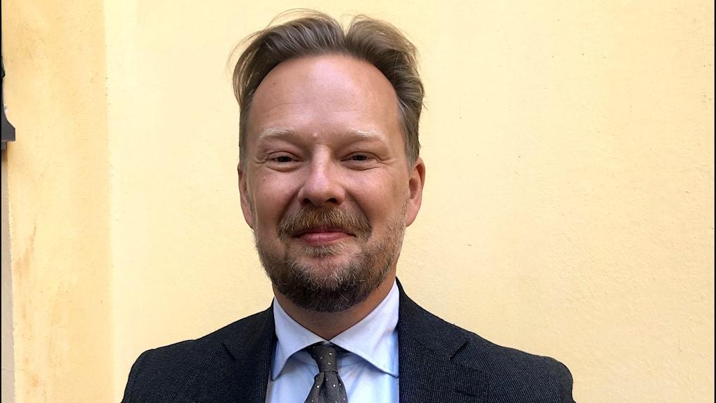 Jens B Nordström