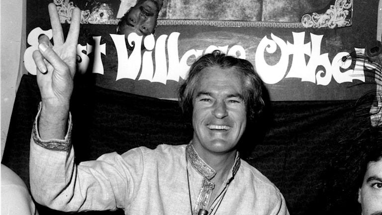 Timothy Leary – psykologen som populariserade LSD