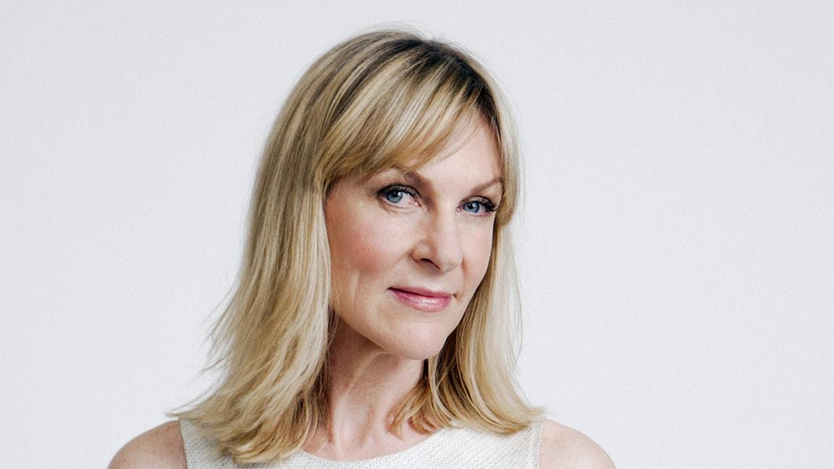 Susanne Ljung. Foto: Mattias Ahlm / Sveriges Radio