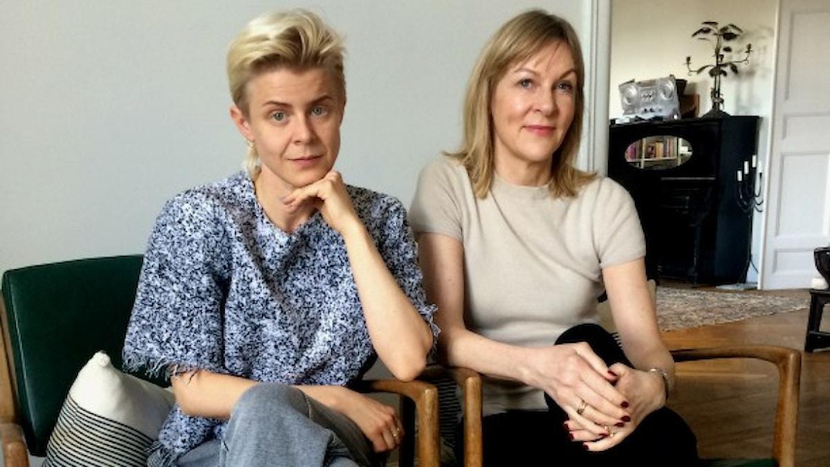 Susanne Ljung möter Robyn i Stil i P1