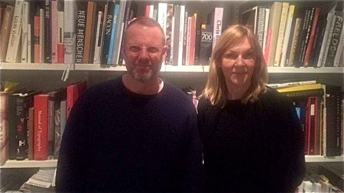 Jonny Johansson och Susanne Ljung