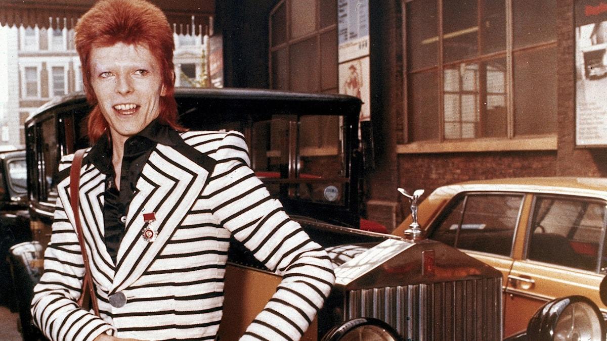 David Bowie. Foto: TT
