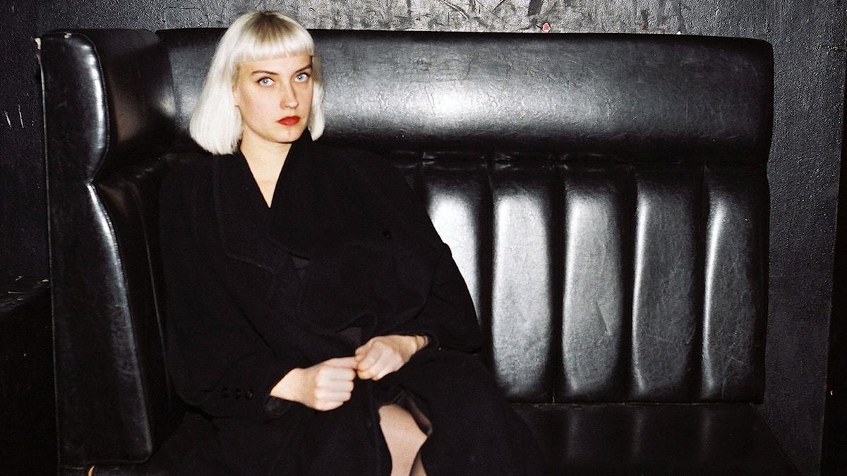 Popmusikern Molly Nilsson är en av personerna som vi möter i veckans Stil Special.