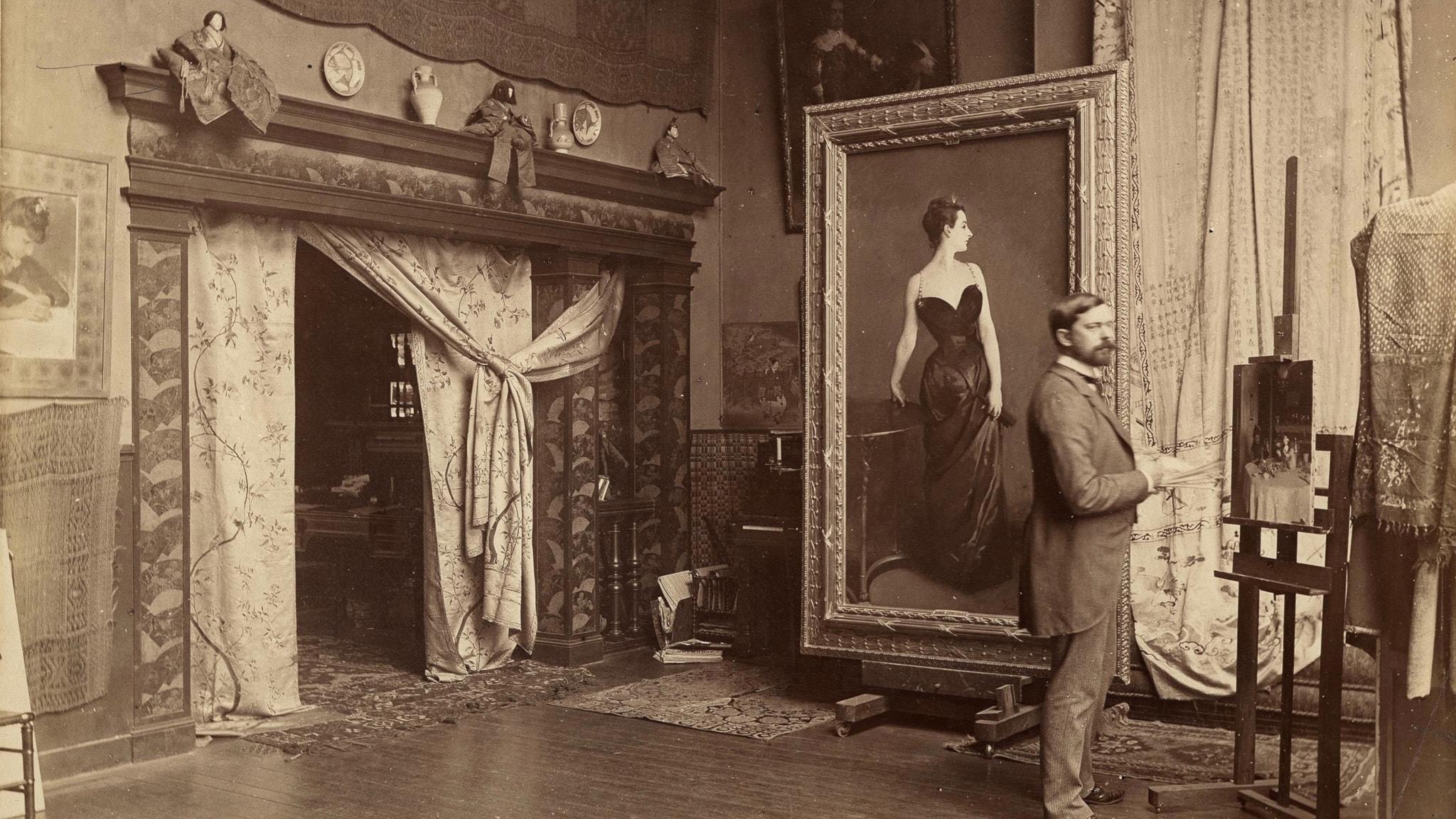 John Singer Sargent – känslig skandalporträttör med sinne för stil