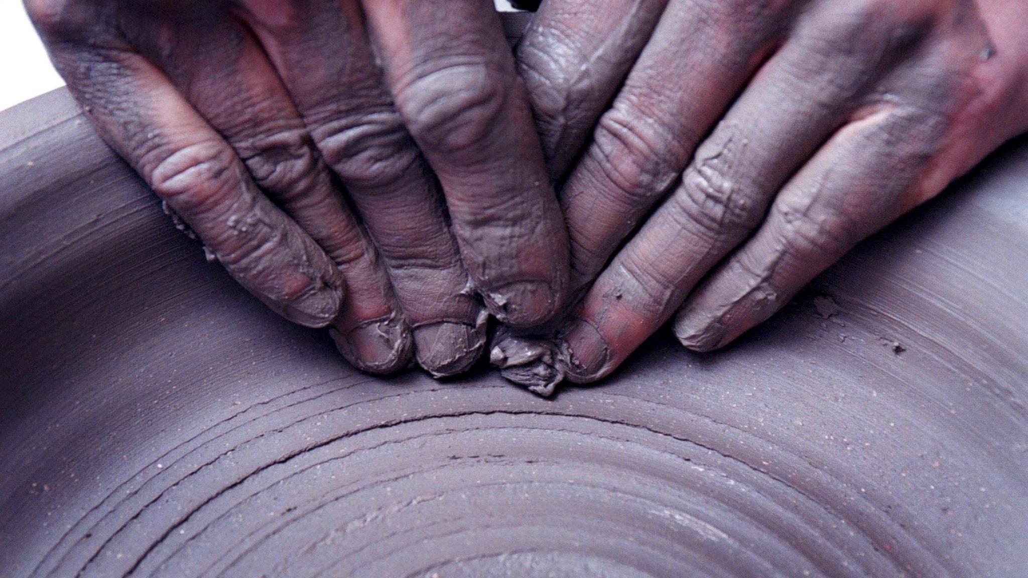 Den magiska leran –fyra historier om keramik