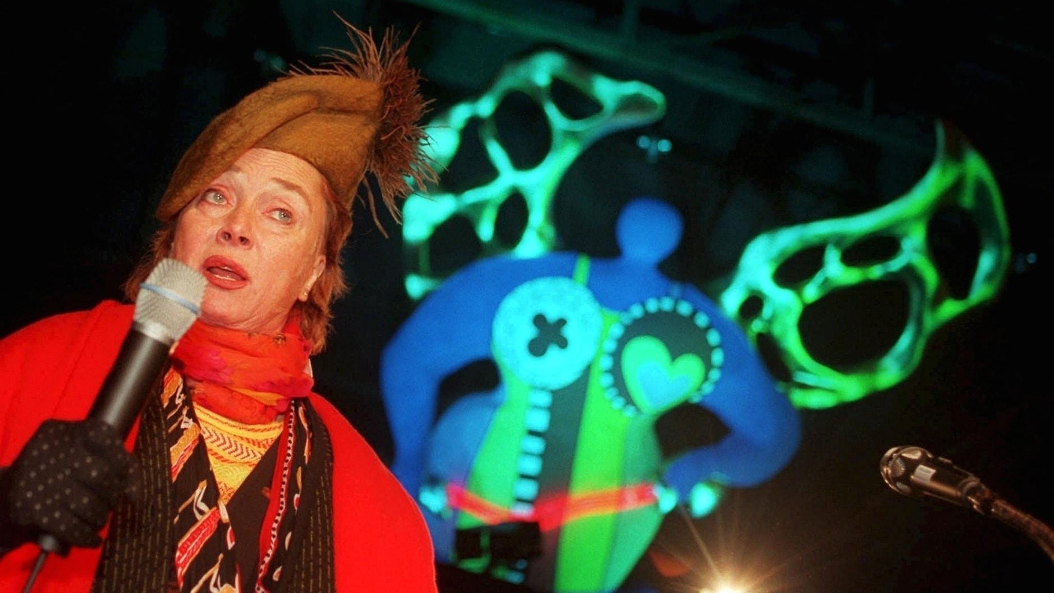Niki de Saint Phalle – en färgsprakande formföregångare i tiden