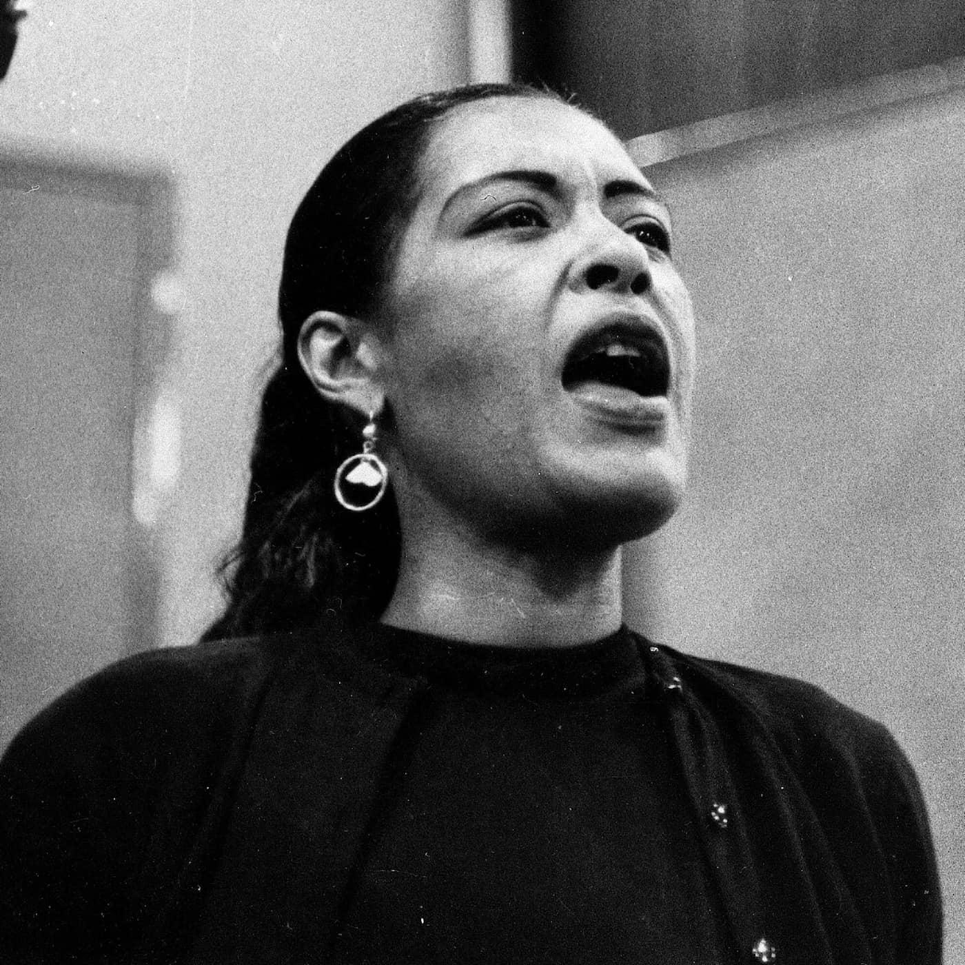 Billie Holiday – vita gardenior och soundtracket till en svart motståndsrörelse