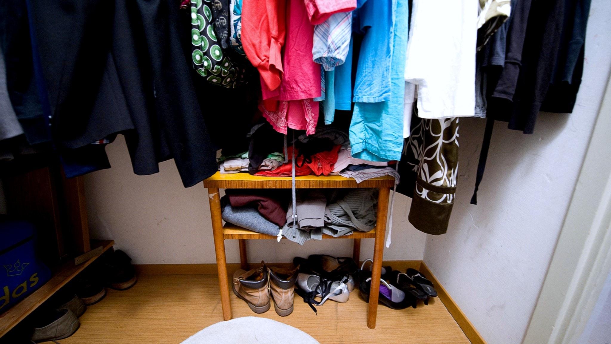 Framtidens garderob – ska vi äga, hyra, byta eller sälja våra kläder?