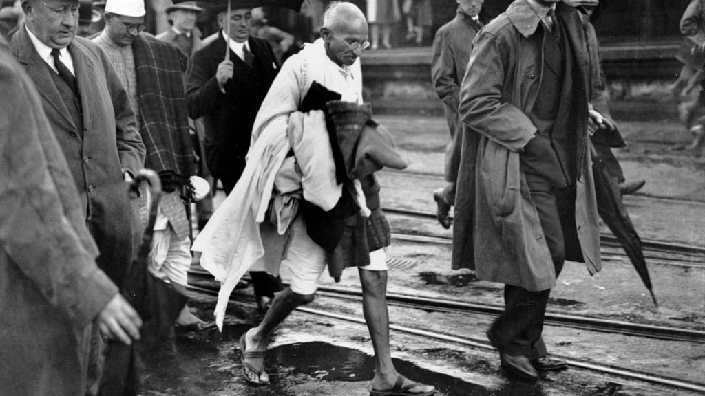 Mahatma Gandhi – att välja en god stil