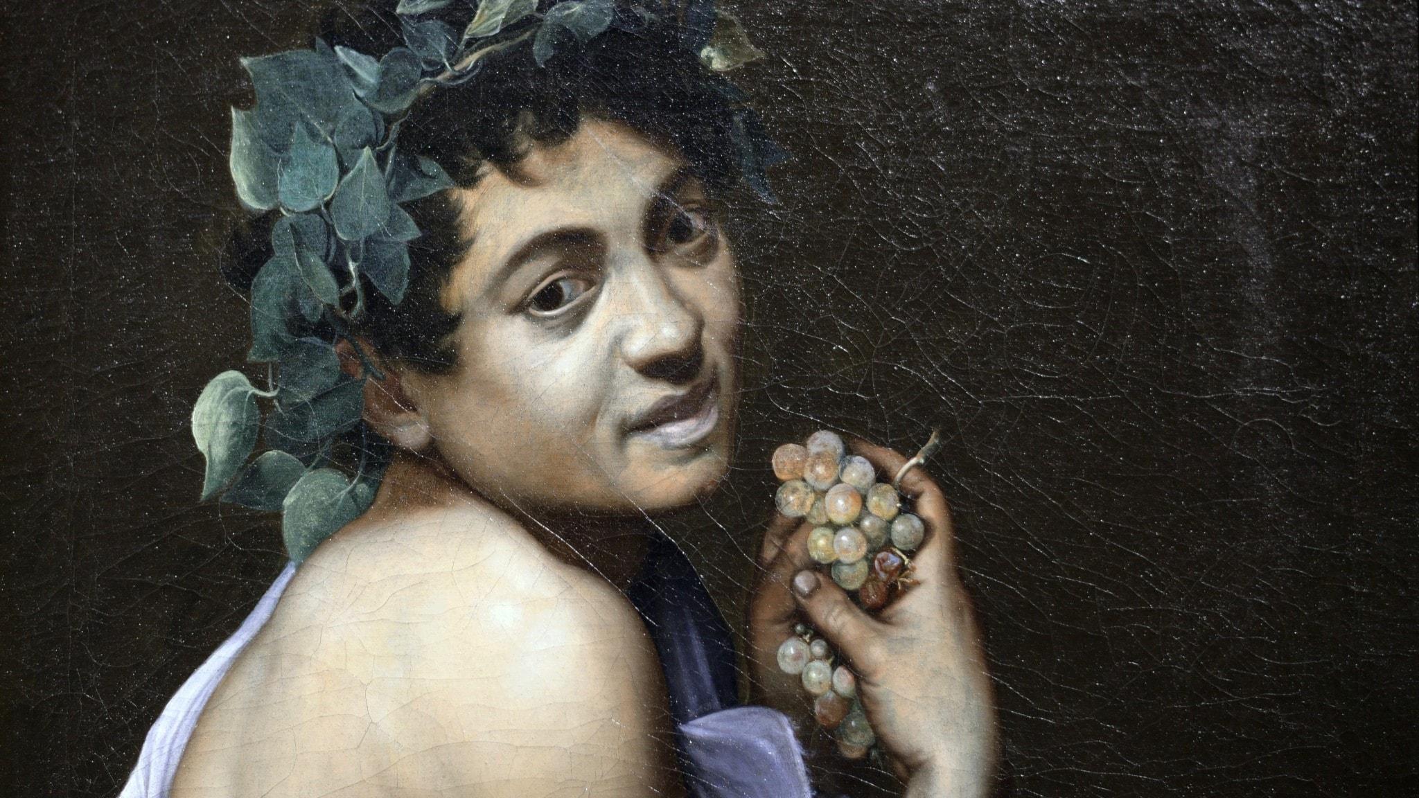 Självporträtt av Caravaggio