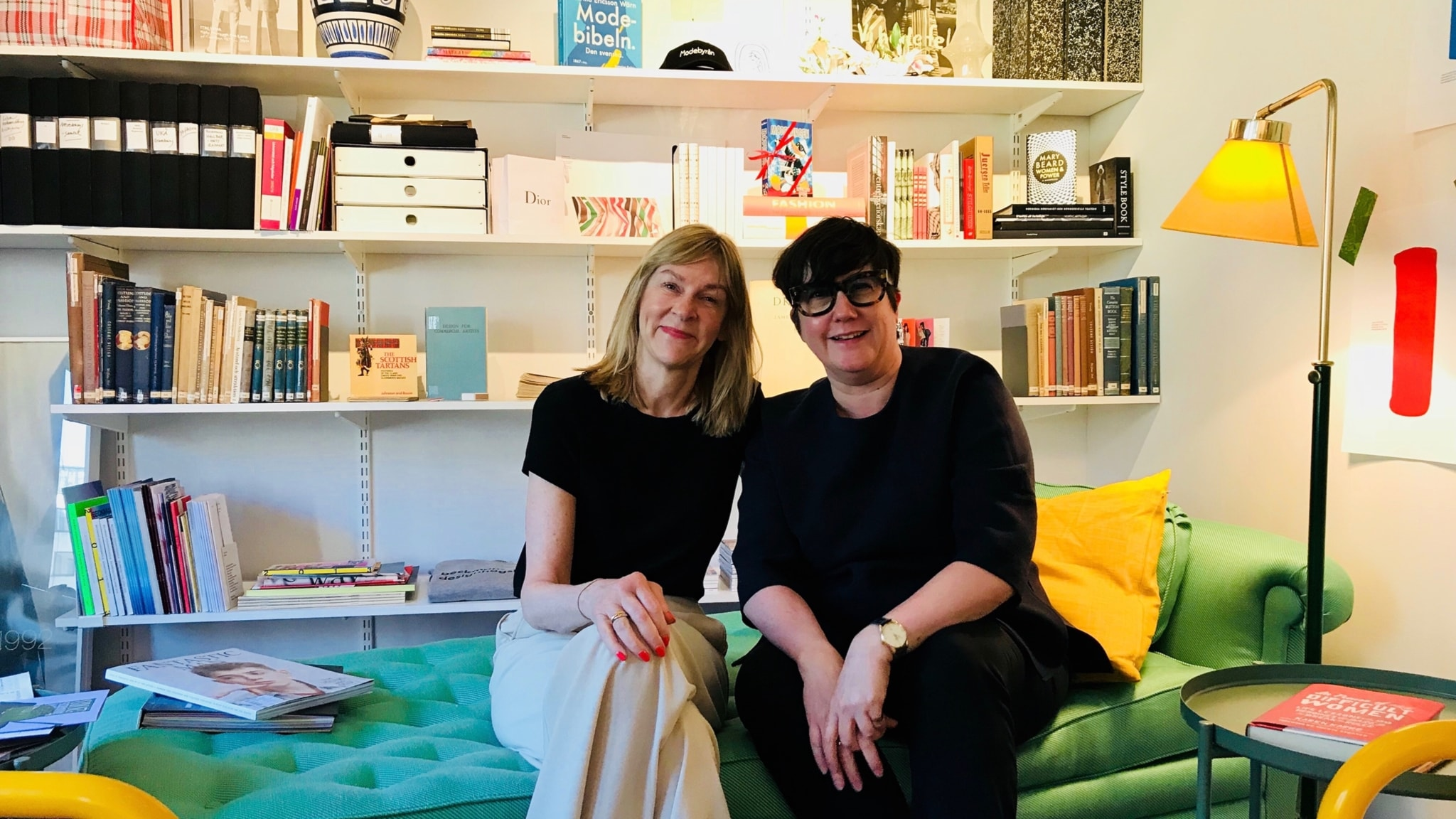 Susanne Ljung möter Karina Ericsson Wärn