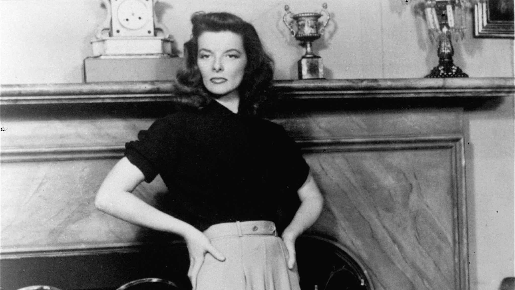 Katharine Hepburn – frisinnad föregångare i byxor