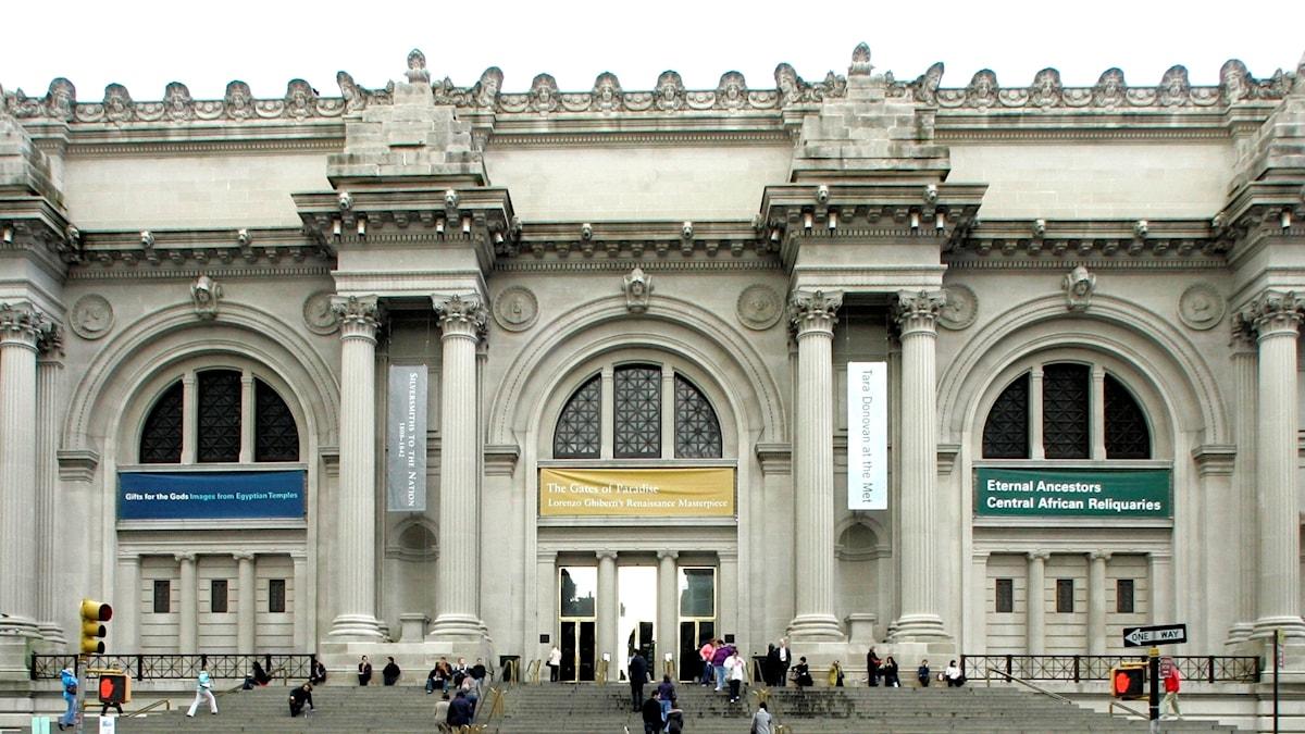 The Metropolitan Museum of Art i New York.