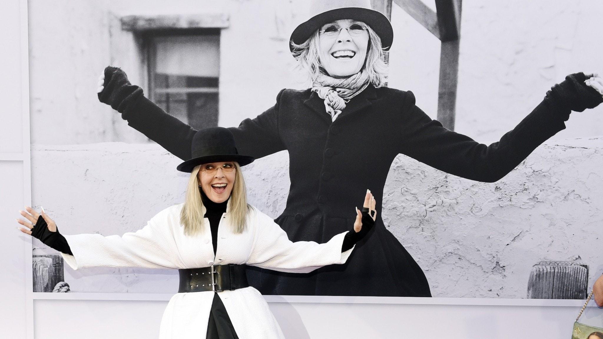 Diane Keaton – det sena 1900-talets mest inflytelserika modemänniska?