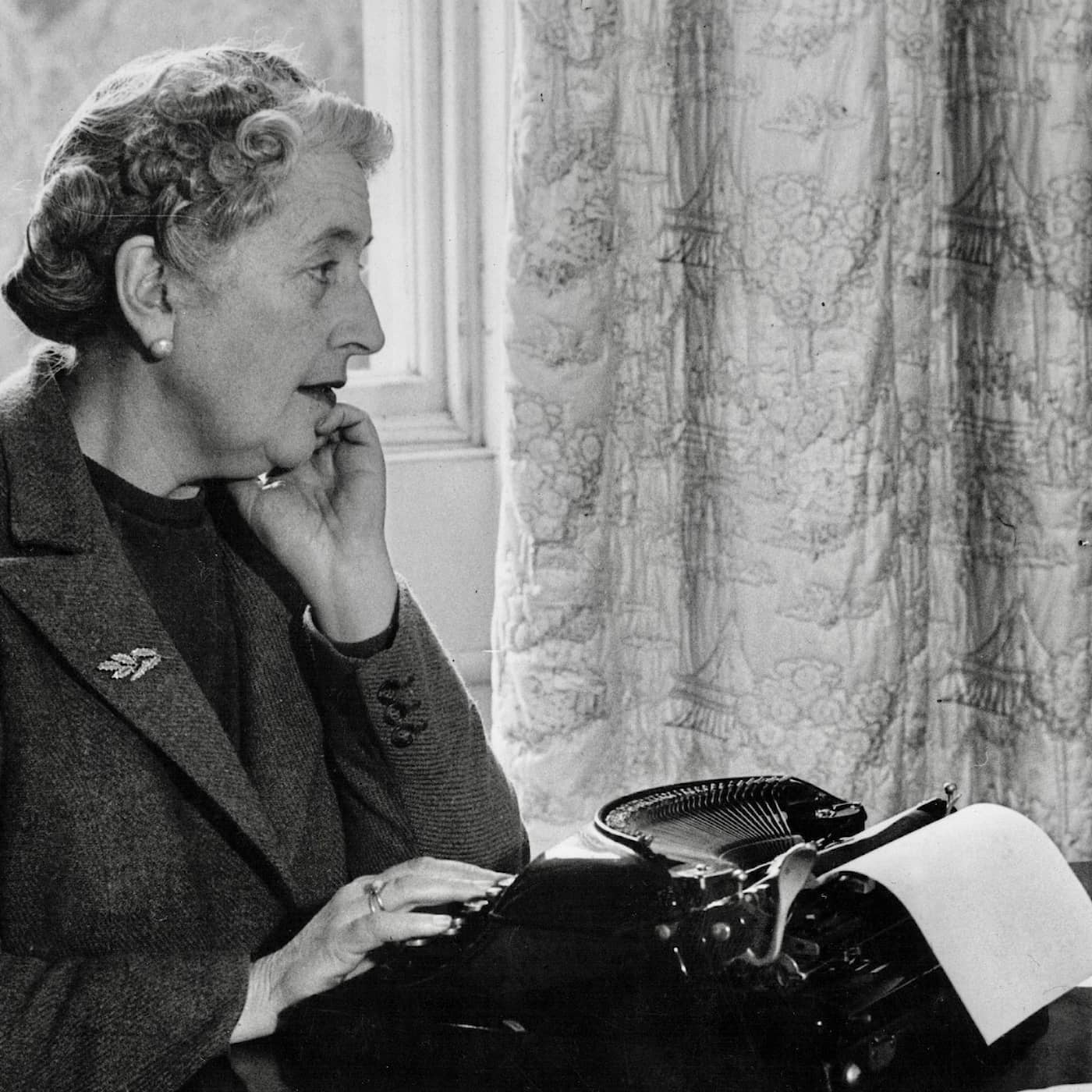 Agatha Christie – med trendskapande blick för mord, mysterier och mode