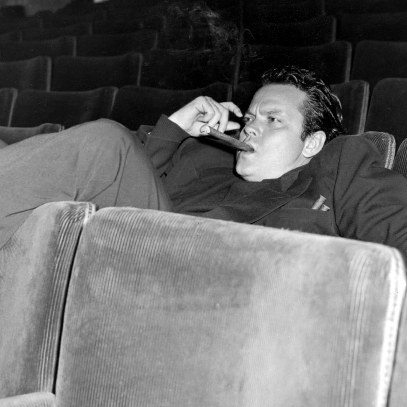Orson Welles – underbarn och multisnille med extra allt, och lite till