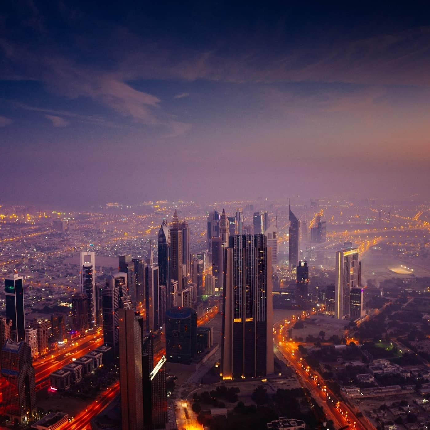 Dubai – guld, glamour och galna visioner