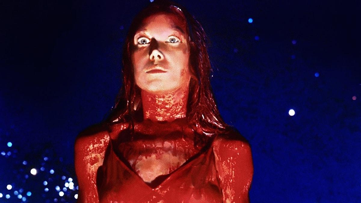 Sissy Specek som Carrie i filmen från 1976.