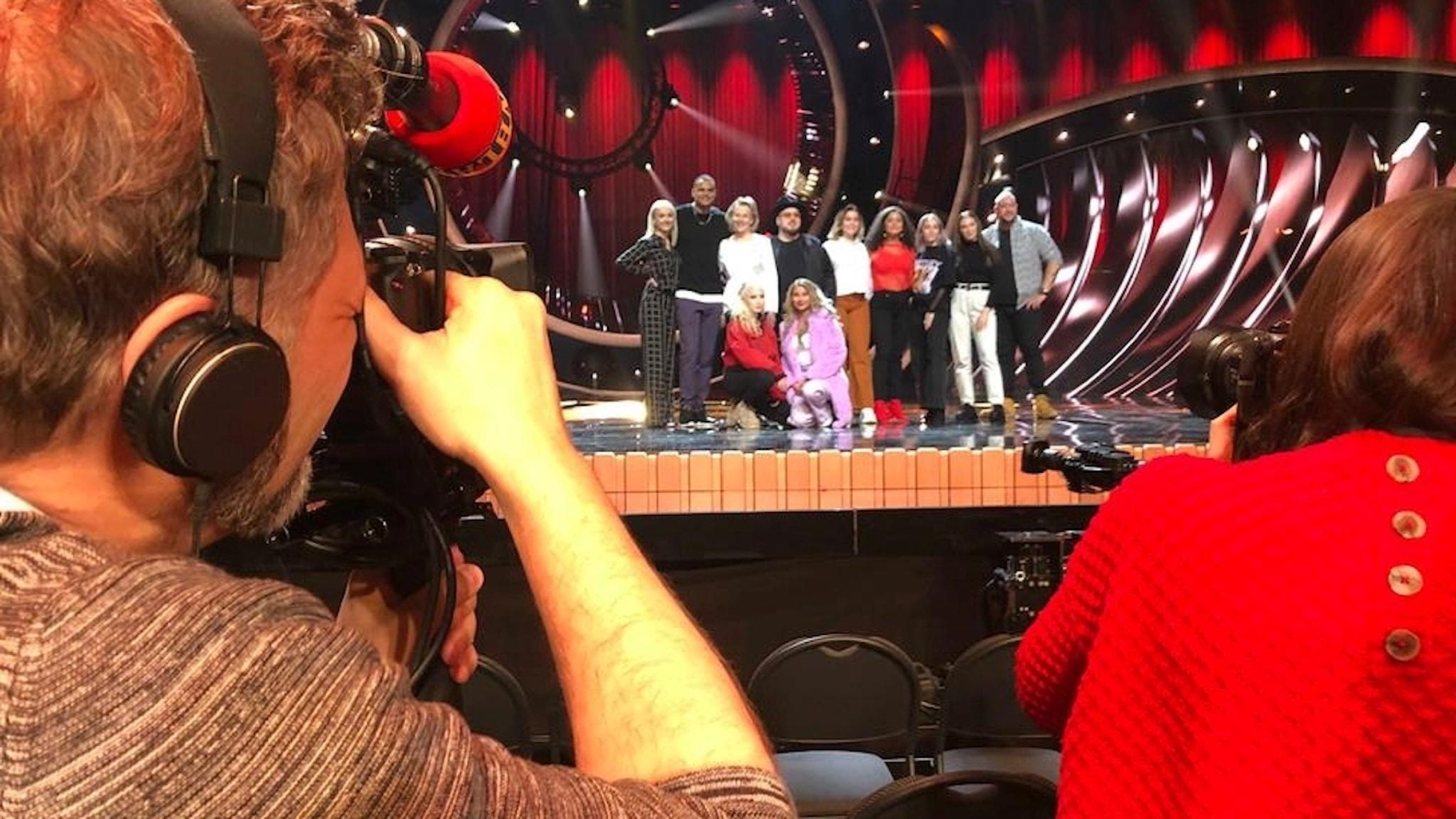 Melodifestivalens första deltävling avgörs i år i Göteborg