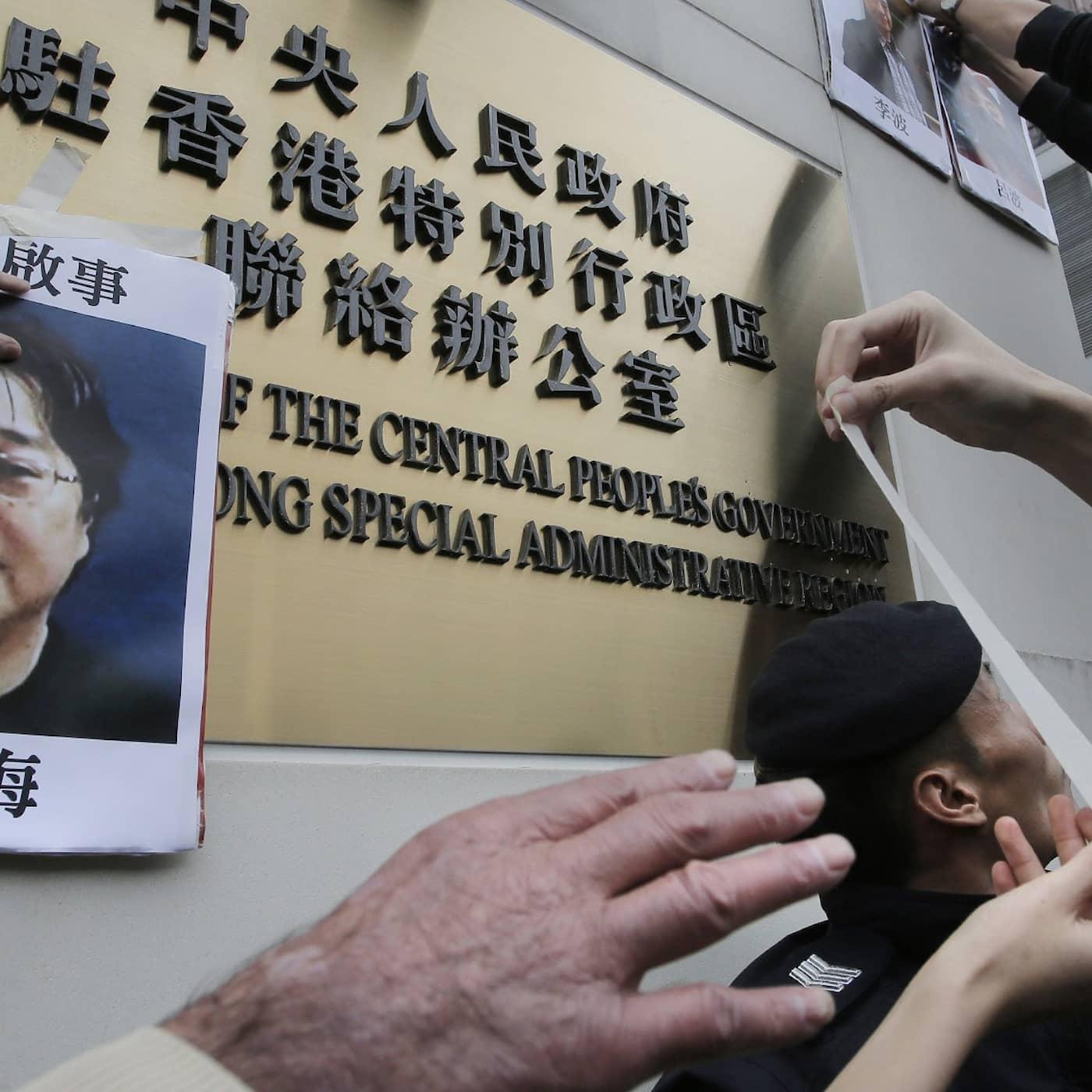 Special: Fallet Gui Minhai
