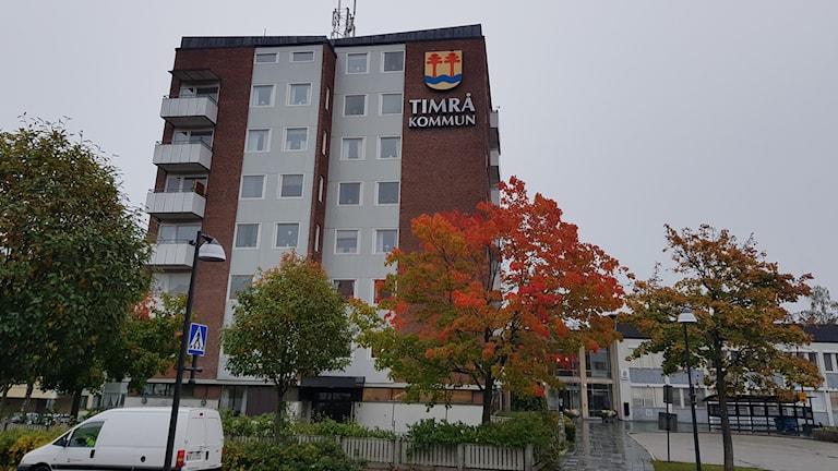 Timrå kommunhus