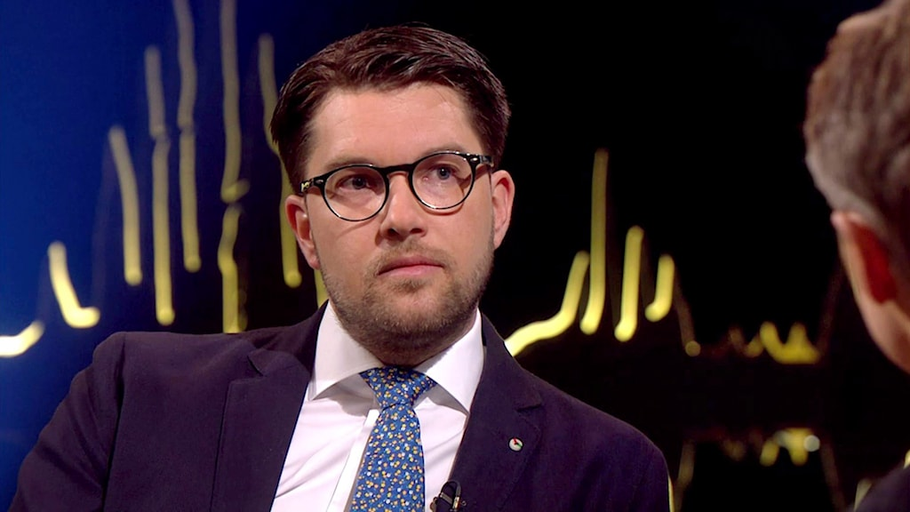 Jimmie Åkesson (SD) gästar Skavlan