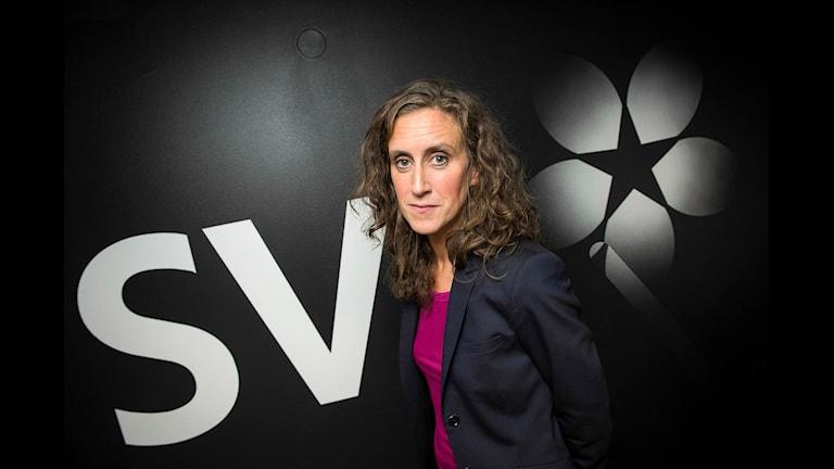 Hanna Stjärne.  Foto: Jonas Ekströmer/TT