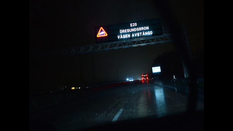 Planerna på att regeringen skulle få stänga Öresundsbron stoppades.