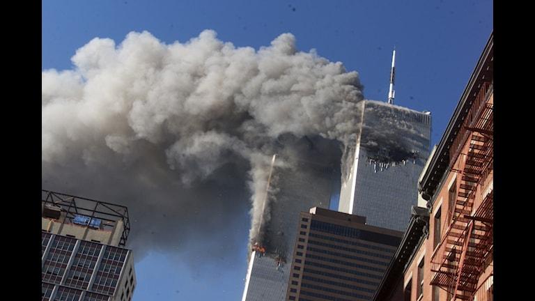 World Trade Center 11 september 2001