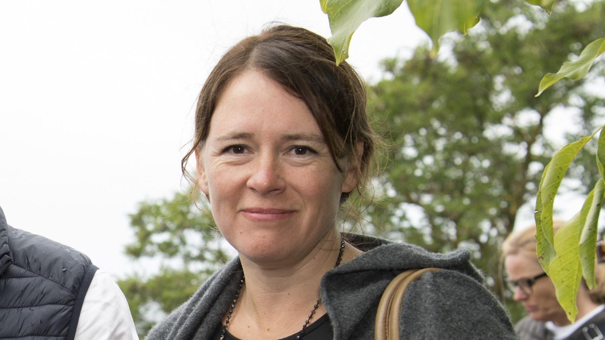 Sofia Wadensjö Karén, VD för Utbildningsradion.